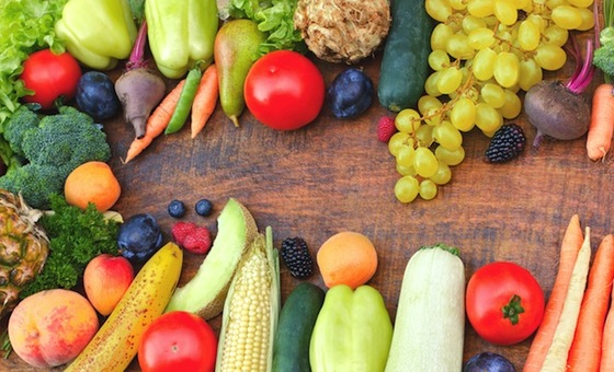 Fruits and veggies1